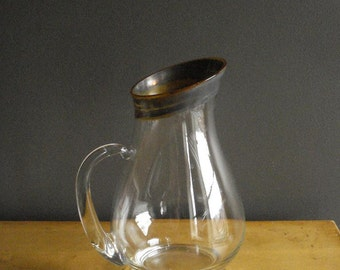 Mix It Up - Vintage Dorothy Thorpe Drink Pitcher or Coffee Pot - Mad Men Style Barware