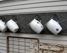 Towel Bars and Hooks