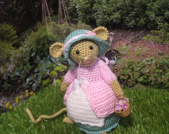 Storybook mouse doll