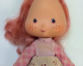 Strawberry Shortcake Raspberry Tart Vintage Doll 1980