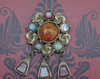 Vintage - Rare Design - Scottish - Miracle Brooch - c1960s