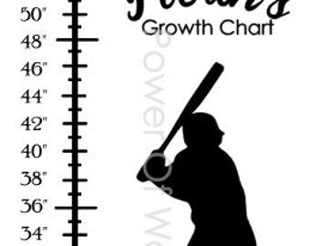 Baseball Growth Chart