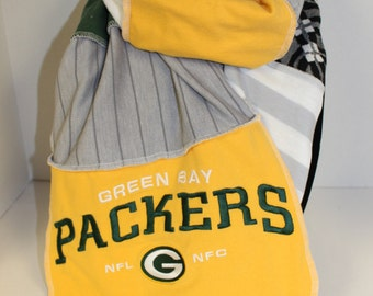 Green Bay Packers T-Shirt Scarf