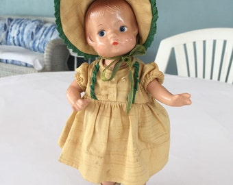Composition Effanbee Patsyette c.1940's By Gatormom13/ JUST Reduced