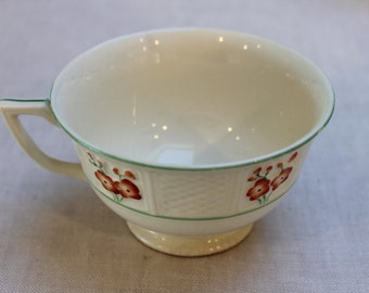 Vintage Tea Cup by TT Hand Painted Made In Japan
