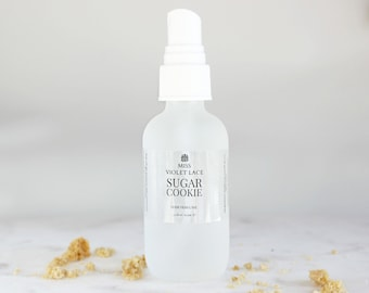 Sugar Cookie Hair Perfume | Vanilla, Hazelnut + Sugar | 100% natural and vegan