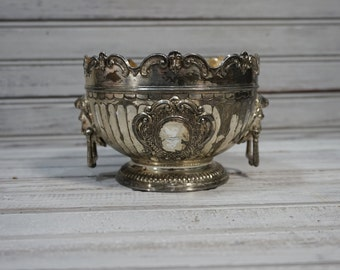 Corbell Silver Plate Bowl