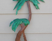 Large Palm Trees wall art