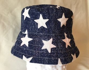 Stars and Stripes Bucket Hat