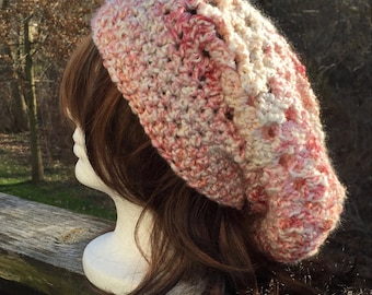 Desert Rose Super Slouchy Hat