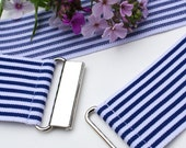 Sale - Blue and white str...