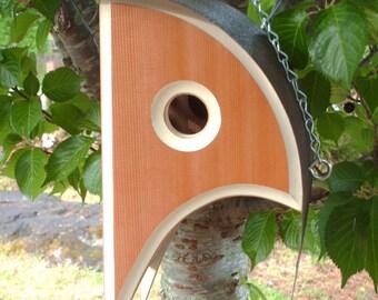 Stylish Birdhouses | Modern BIRD HOUSE | Outdoor Bird houses