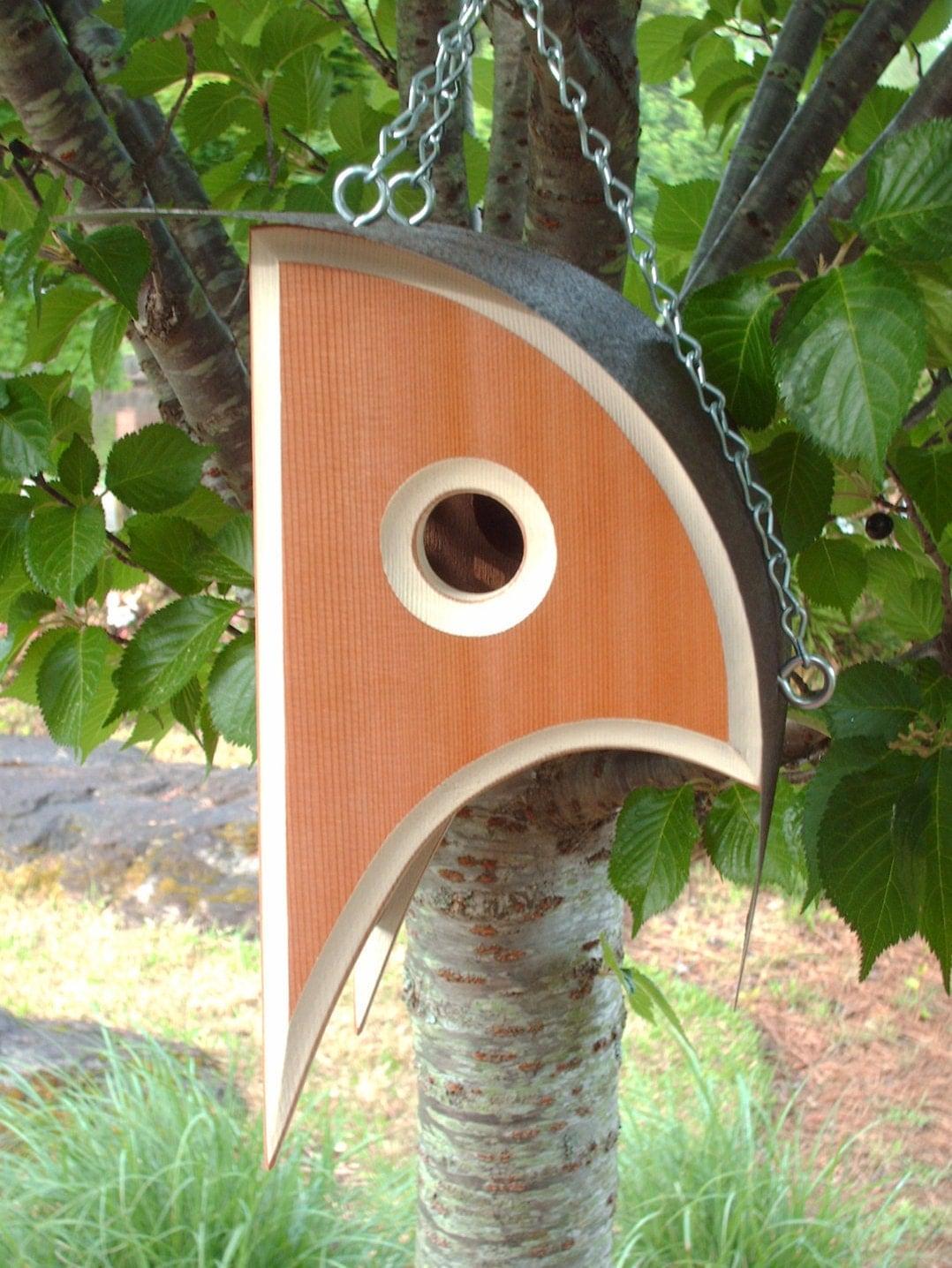 Stylish Birdhouses Modern Bird House Outdoor Bird Houses