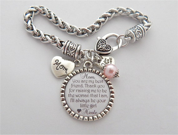 mother daughter jewelry personalized mother daughter gift