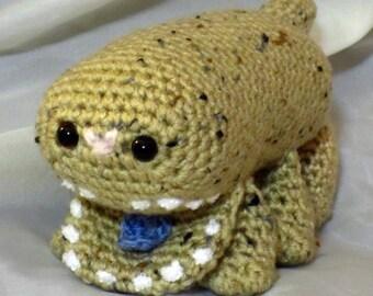 Mini Woola crochet amigurumi
