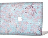 "Apple Macbook Air 11"" 13"" Decal Skin Cover and Apple Macbook Pro Retina 12"" 13"" 15"" Decal Skin Cover - Blue Lavender"