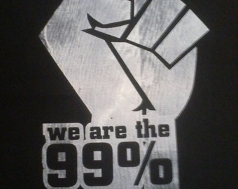 Occupy Patch Classic Political Protest Patch