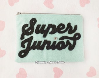 Super Junior ELF Pouch