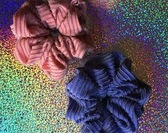 SALE!! Faux BEADED BABE Hair Scrunchie
