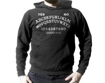 Hoodie - Ouija Board Shirt - Retro hoodies For Men, Women & Children