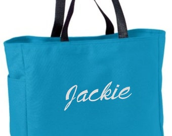 Personalized Tote Bags, Bridesmaid Gifts, Set of 6, Personalized Tote Bags, Bridesmaids Gift, Personalized Totes, Personalized Gifts