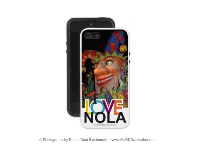 Carnival Jester Phone Case