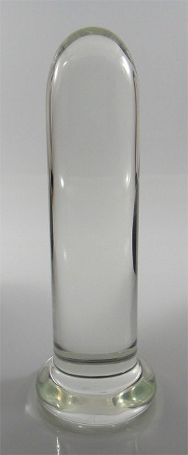 Xl Extra Large 7 Glass Vaginal Or Anal Dilator Trainer