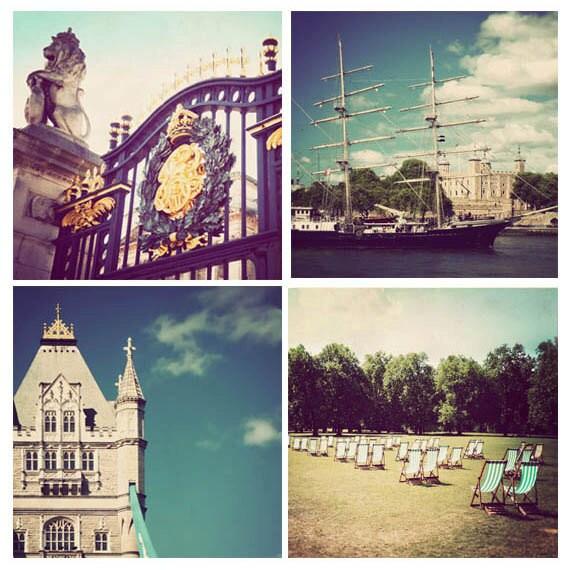 London photography, square photographs, set of 4, sale, discounted set, vintage, photo print set, England art