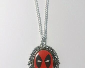 Deadpool Cameo Necklace