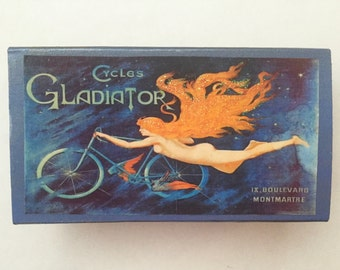 Cycles Gladiator Altered Matchbox