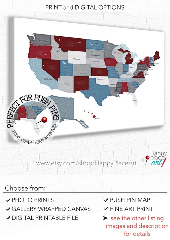 USA Map With States Labelled States Marked Large US Map In - Us map with staes marked