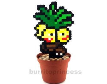Exeggutor Plant - Pokemon Plant - Pokemon Planter - Pokemon Wedding Centerpiece - Pokemon Birthday Party Centerpiece - Desk Plant