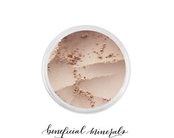 FAIR - Foundation | Mineral Makeup | Loose Foundation | Powder | Natural Makeup | Mineral Foundation | Make-up |