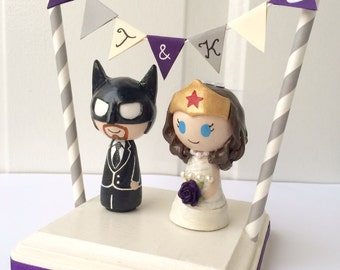 iron man wedding cake topper iron themed wedding cake topper w customizable and 16492