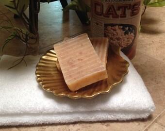 Mild Oatmeal Natural Soap