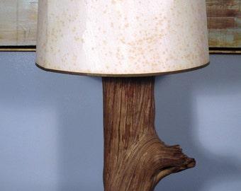 Vintage Mid Century Driftwood Lamp