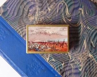 French Pen Nibs Box Sergent Major Calligraphy 144 nibs #2502 Le Reve de Detaille Complete