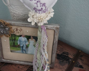 Here Comes the Bride flower girl sign, choose your colors. Flower girl wand, weddings, accessories, decorations.