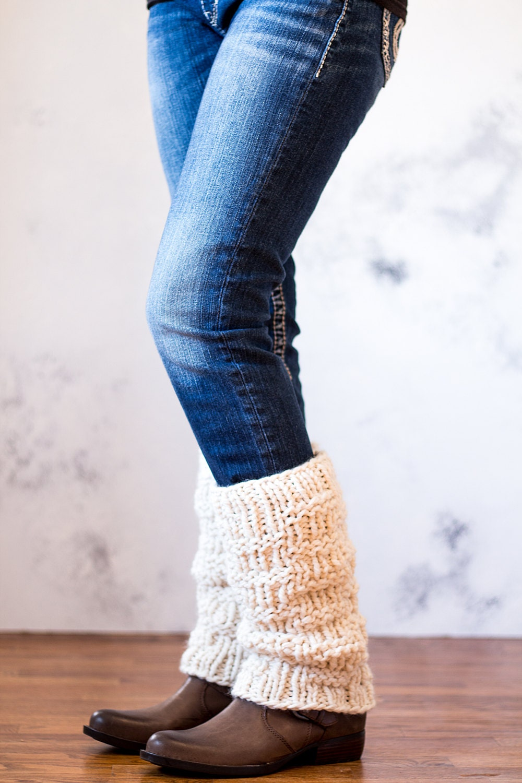 Knitting Pattern Leg Warmers Bulky Yarn ~ Ipaa.info for .