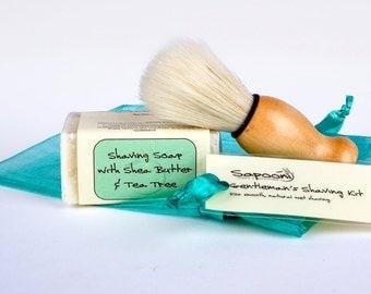 Gentleman's Shaving Kit