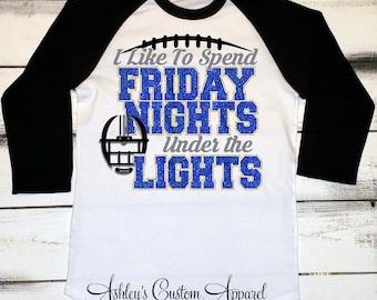 Friday Night Lights Etsy