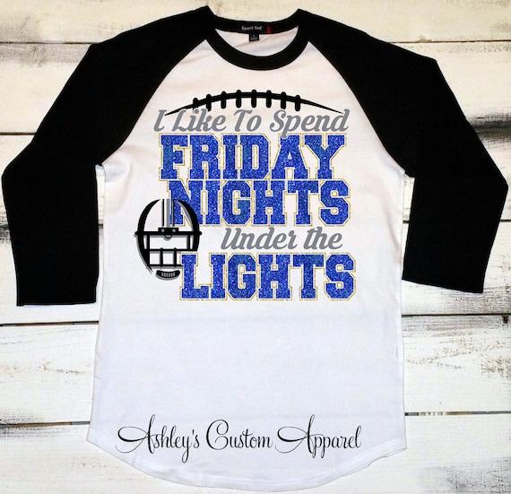 football shirt friday night lights shirt game day shirt