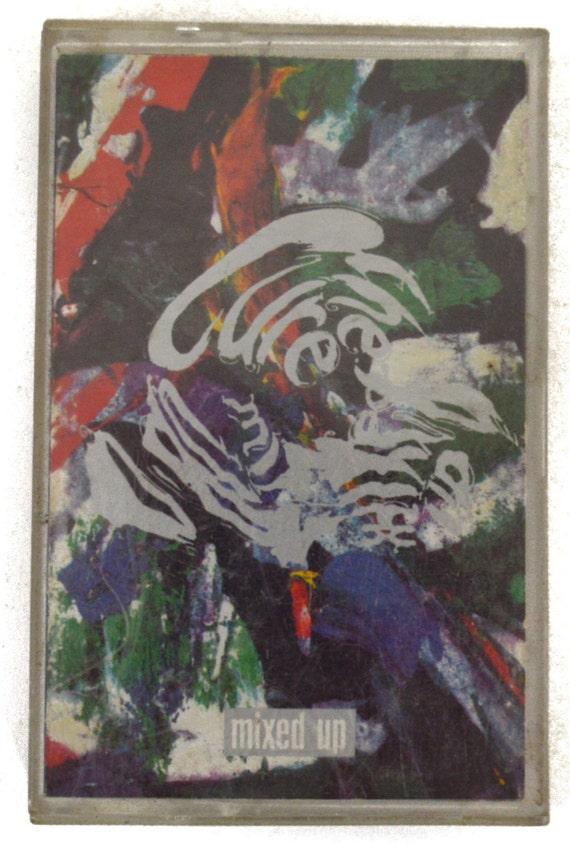 Vintage 90s The Cure Mixed Up Album Cassette Tape