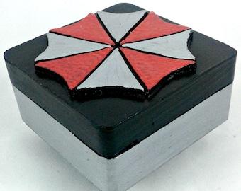 Umbrella Corporation Logo - Resident Evil Stash Box