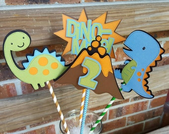 Dinosaur Birthday Centerpiece