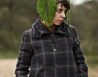 Unique handmade felt hats