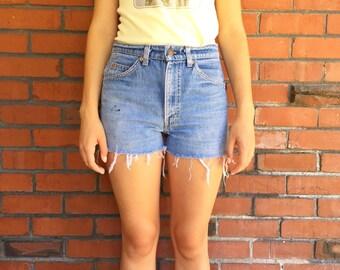 Vintage LEVIS Shorts 30 Waist