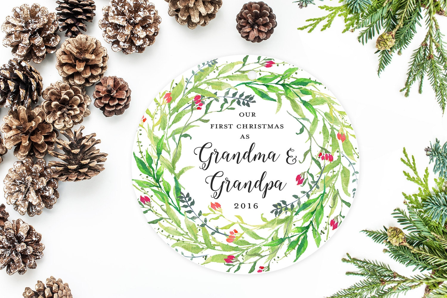 Babys First Christmas Gift Ideas For Grandparents : Baby s first christmas gift ideas for grandparents