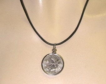 State Quarter Necklace