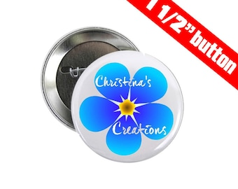 Christina Sanzone Creations Thirty-One gifts 1 1/2 inch Pinback Button